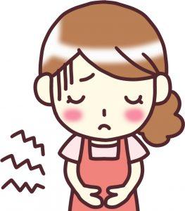 原因不明の間質性膀胱炎の痛み