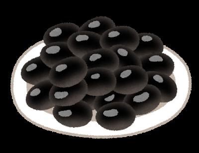 尿道炎や膀胱炎には黒豆が効く。