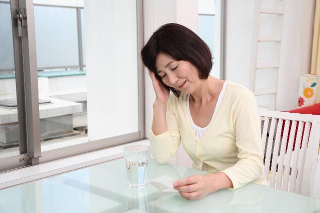 更年期障害での尿漏れ